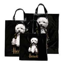 Xa teño bolso de Harrod's!!!